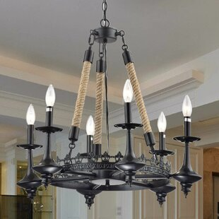 Eastcotts 6-Light Chandeli..