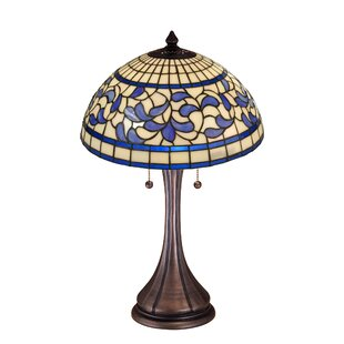 Turning Leaf 23 Table Lamp