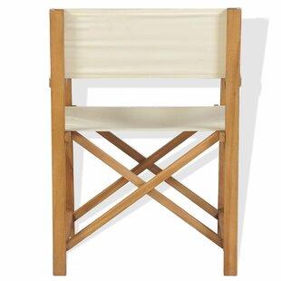 Ambrose Folding Garden Chair By Alpen Home