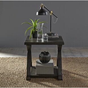 Garth End Table by Gracie ..