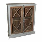 Bai 2 Door Accent Cabinet
