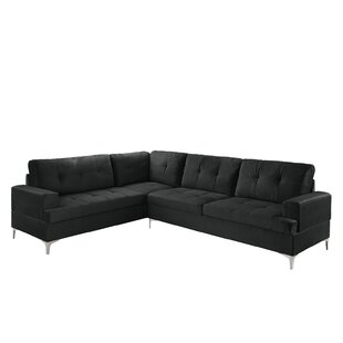 Batres Classic Tufted Sectional