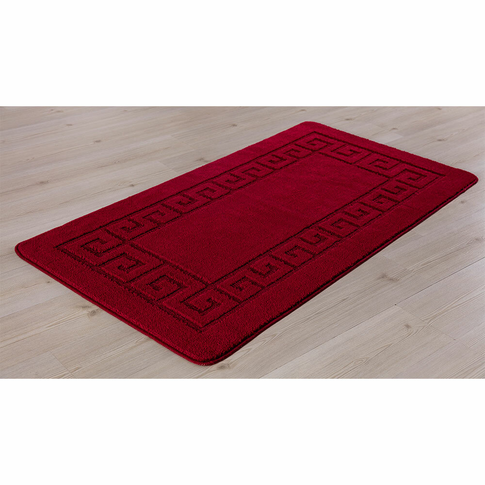 Milano Rugs Rocco Red Area Rug Reviews Wayfair Co Uk