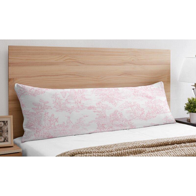 Sweet Jojo Designs French Toile Body Pillowcase Reviews Wayfair
