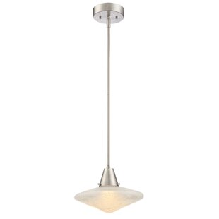 Wrought Studio Castilla 1-Light LED Novelty Pendant