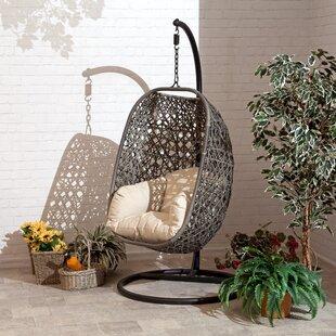 Bungalow Rose Gurganus Cocoon Patio Chair..