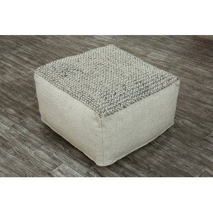 Easton Pouf by Gracie Oaks