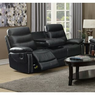 Reviews Courtland Reclining Sofa by Winston Porter Reviews (2019) & Buyer's Guide
