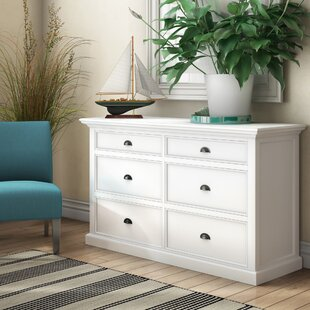 Amityville 6 Drawer Double Dresser
