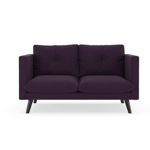 Shop Rockton Cross Weave Loveseat by Brayden Studio