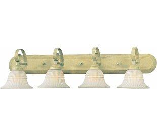 Florentia 4-Light Vanity Light by Volume Lighting