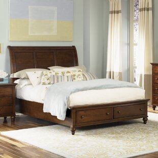 Garrick Storage Platform Bed