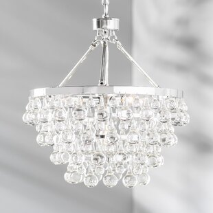 Ahern 5-Light Crystal Chan..