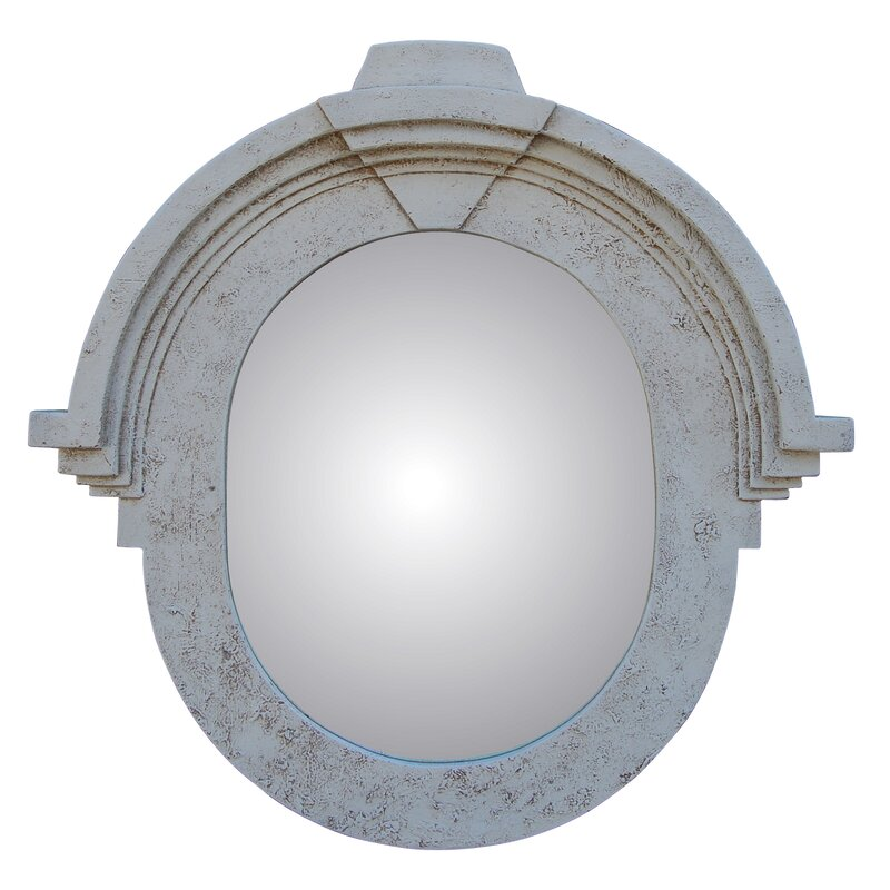 French Architectural Accent Mirror