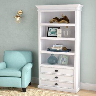 Beachcrest Home Amityville Standard Bookcase