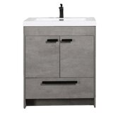 Daggna Modern 29 Single Bathroom Vanity Set by Latitude Run