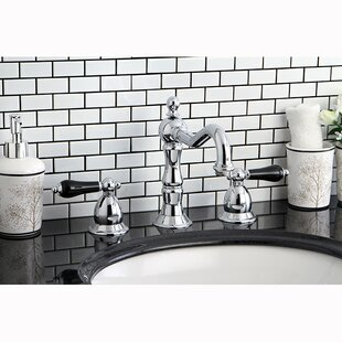 Duchess Widespread Bathroom Faucet with Pop-Up Drain ByKingston Brass