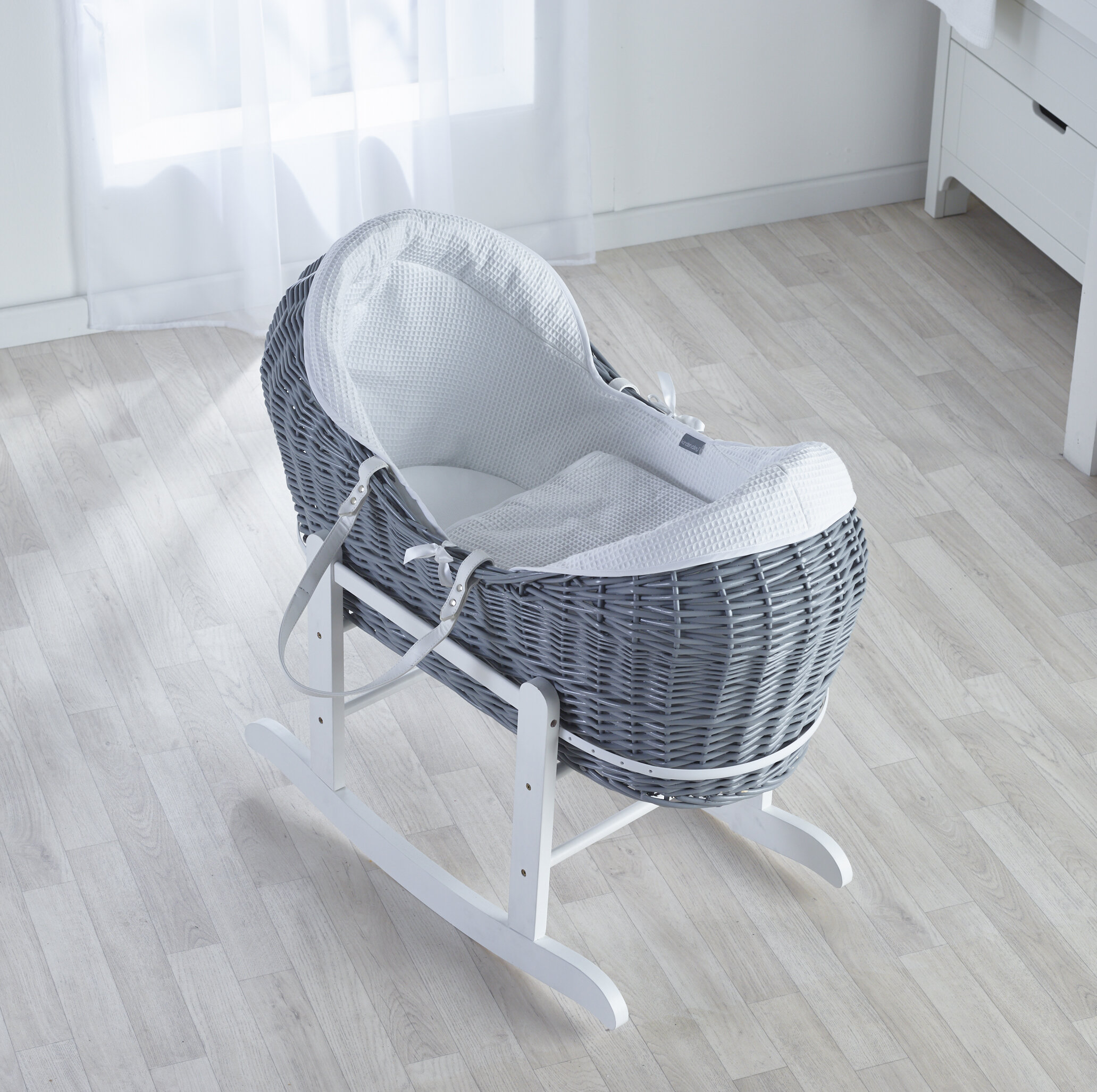 Extra Padding for Moses Basket fit all Baskets Universal For Wicker /& Palm