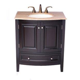 New London 32 Single Bathroom Vanity Set by Winston Porter
