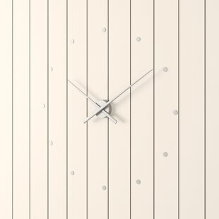 Oj Wall Clock By Nomon