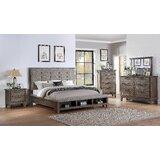 Duhon Upholstered Platform 5 Piece Bedroom Set by Millwood Pines