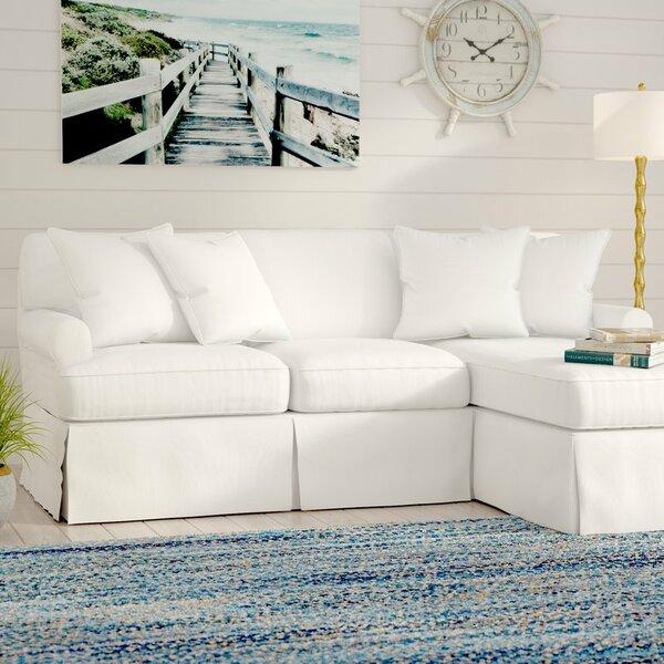 Deep Seat Sectional Sofas | Wayfair
