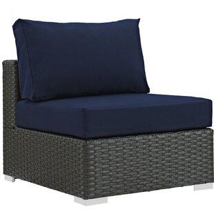 Brayden Studio Tripp Chair with Cushions