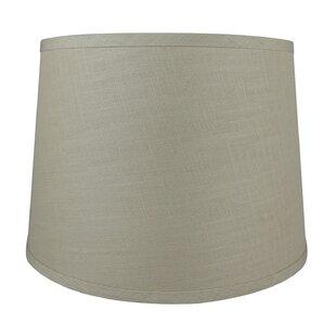 14 Linen Drum Lampshade