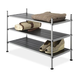 Compare 3-Tier Shoe Rack By Whitmor, Inc