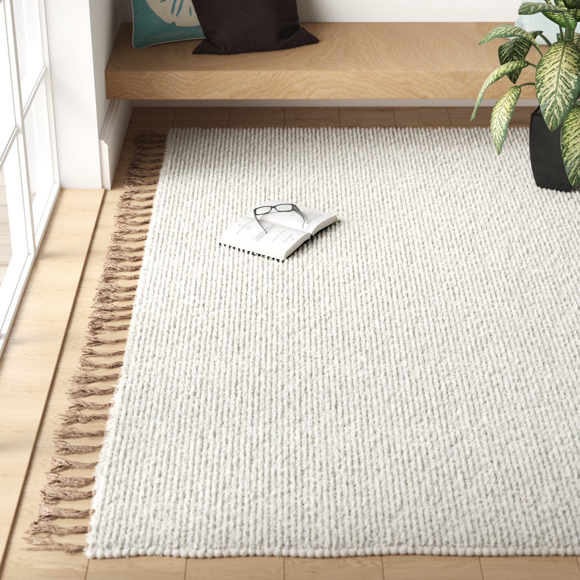 Wool Highland Dunes Area Rugs You Ll Love In 2021 Wayfair