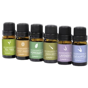 6 Piece Therapeutic Essential Oil Set