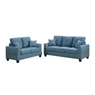 Ohashi 2 Piece Living Room Set..