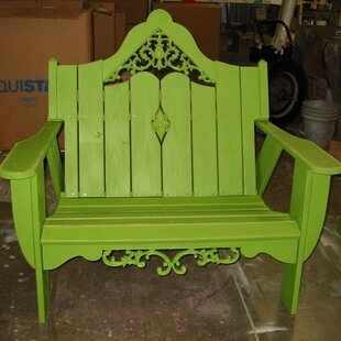 Uwharrie Chair Veranda Garden Bench