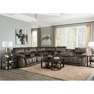 Kendall Reclining Sectional by..