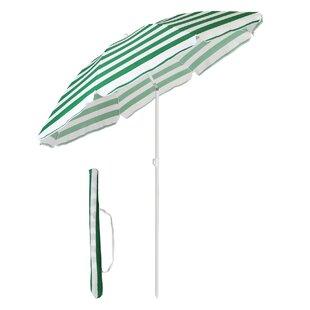 Immanuel 1.6m Beach Parasol By Freeport Park