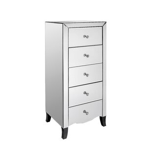 Lyla 5 Drawer Chest By Canora Grey