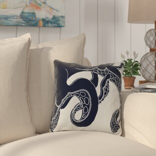 Golden Gate Gus Outdoor Throw Pillow