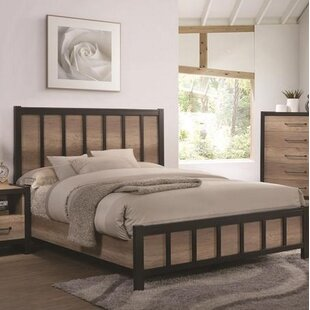 Thedford Panel Bed by Union Rustic