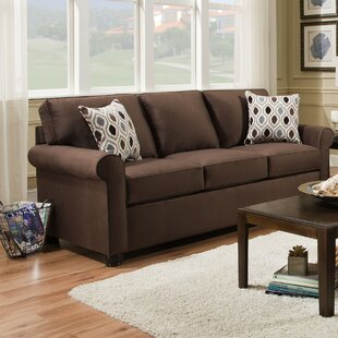 Simmons Upholstery Chess Sofa Bed Sleeper by Winston Porter