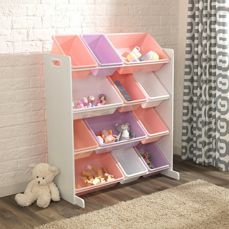 Fantastic Toy Storage Ideas For Living Room Image Collection ...