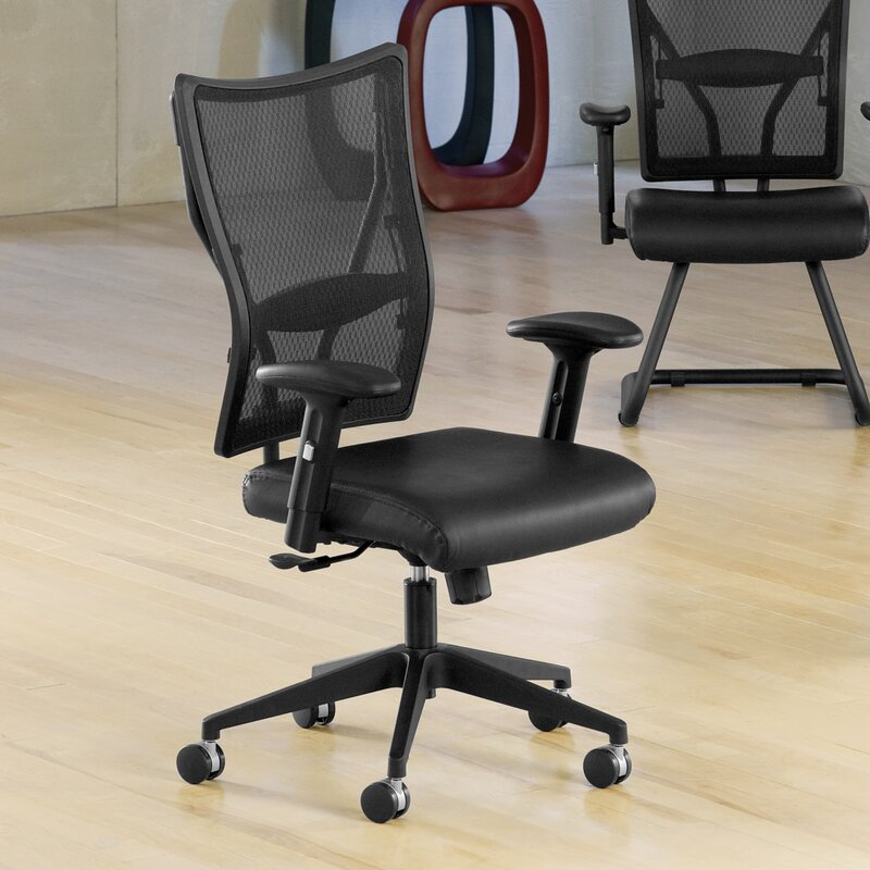 Ultimate High-Back Mesh Executive Chair