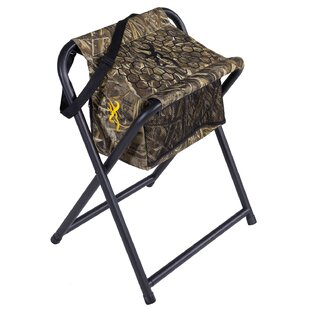 Freeport Park Steady Extra Wide Max-5 Folding Camping Stool