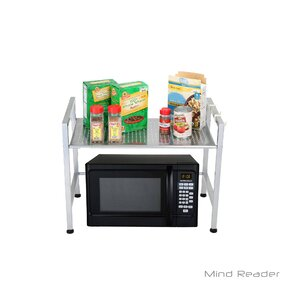 Microwave Cart by Mind Reader