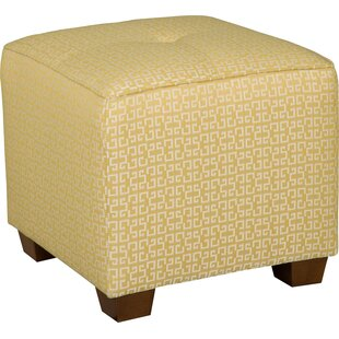 Karly Tufted Cube Ottoman