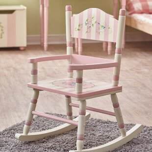 Bouquet Kids Rocking Chair by Fantasy Fields