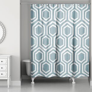 Kean Single Shower Curtain