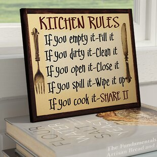 kitchen dining wall art - Kitchen Wall Art
