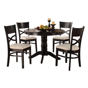 Kasey 5 Piece Dining Set by Darby Home..