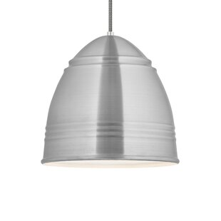 17 Stories Dupras 1-Light Bell Pendant
