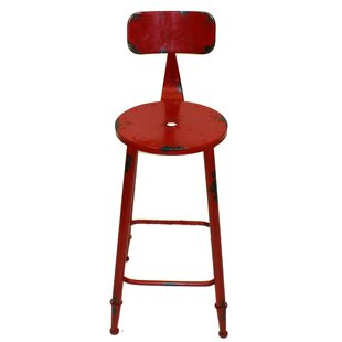 Allyson Bar Stool 17 Stories